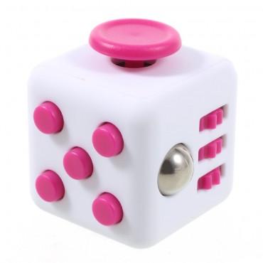 Fidget cube - rózsaszín