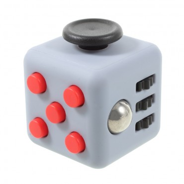 Fidget cube - szürke