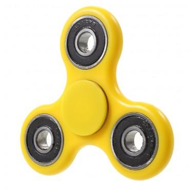 "Fidget spinner ""Bearing"" - sárga"