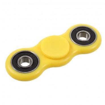 """Fidget spinner """"Wing"""" - sárga"""