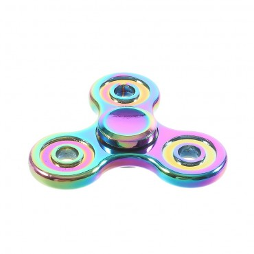 "Fidget spinner ""Aluminum Vapor"""