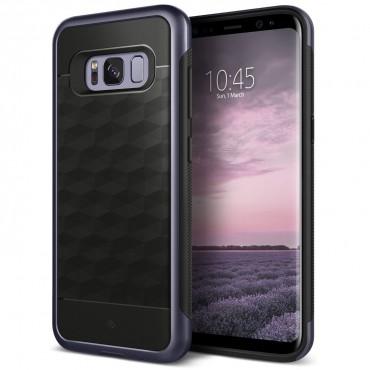 Caseology Parallax Series védőtok Samsung Galaxy S8 készülékekhez – orchid gray