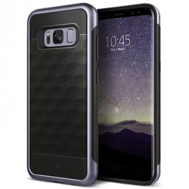 Caseology Parallax Series védőtok Samsung Galaxy S8 Plus készülékekhez – orchid gray