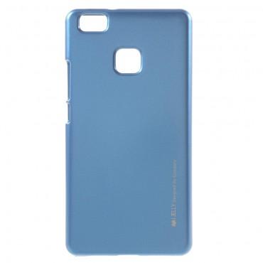 Goospery iJelly Case TPU géles védőtok Huawei P10 Lite készülékekhez – kék