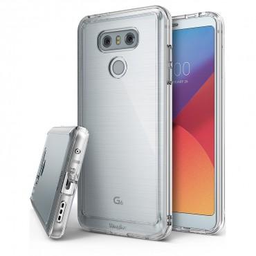 """Tok Ringke """"Fusion"""" LG G6 készülékekhez - crystal view"""