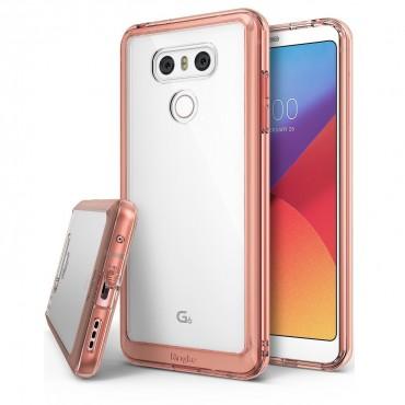 """Ringke """"Fusion"""" védőtok LG G6 készülékekhez – rose gold"""