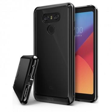"""Ringke """"Fusion"""" védőtok LG G6 készülékekhez – ink black"""