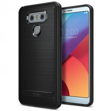 """Ringke """"Onyx"""" védőtok LG G6 készülékekhez – fekete"""