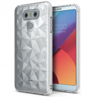 "Ringke ""Air Prism"" borító LG G6 telefonokhoz - crystal clear"
