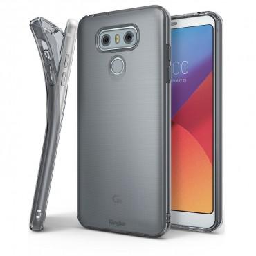 """Ringke """"Air"""" védőtok LG G6 készülékekhez – smoke black"""
