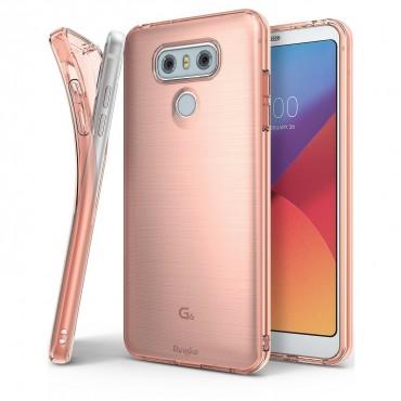 """Tok Ringke """"Air"""" LG G6 készülékekhez - rose gold"""