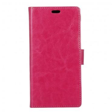 """Divatos """"Smooth"""" tárca Samsung Galaxy J5 2017 készülékekhez – rózsaszín"""