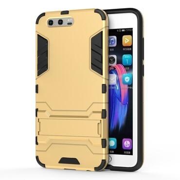"""Strapabíró """"Impact X"""" védőtok Huawei Honor 9 / Honor 9 Premium készülékekhez – aranyszínű"""