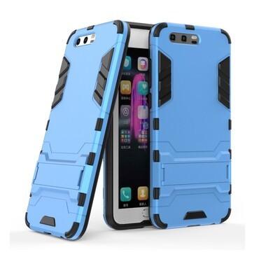"""Strapabíró """"Impact X"""" védőtok Huawei Honor 9 / Honor 9 Premium készülékekhez – kék"""