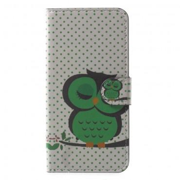 Sleeping Owl TPU géles védőtok Huawei Honor 9 / Honor 9 Premium készülékekhez