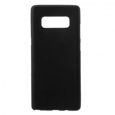TPU géles védőtok Samsung Galaxy Note 8 készülékekhez – fekete