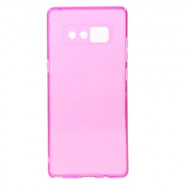 TPU géles védőtok Samsung Galaxy Note 8 készülékekhez – rózsaszín