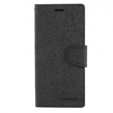 Goospery Fancy Diary tárca Samsung Galaxy Note 8 készülékekhez – fekete
