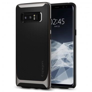 """Spigen """"Neo Hybrid"""" védőtok Samsung Galaxy Note 8 készülékhez – gunmetal"""