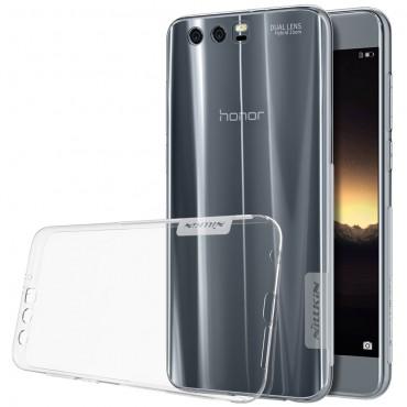 """Prémium vékony tok """"Nature"""" Huawei Honor 9 / Honor 9 Premium készülékekhez - átlátszó"""