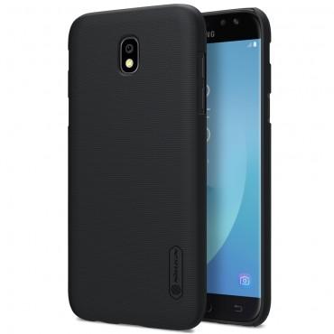 Super Frosted Shield prémium védőtok Samsung Galaxy J5 2017 készülékekhez – fekete