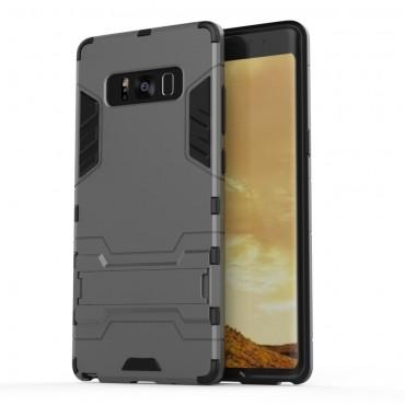 """Strapabíró """"Impact X"""" védőtok Samsung Galaxy Note 8 készülékekhez – szürke"""
