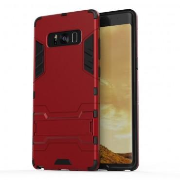 """Strapabíró """"Impact X"""" védőtok Samsung Galaxy Note 8 készülékekhez – piros"""