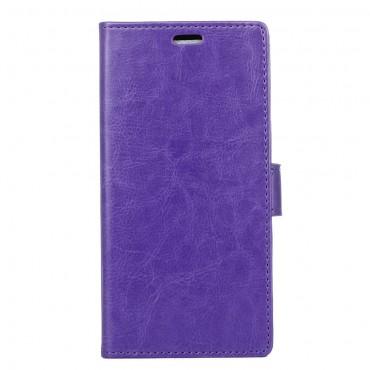 """Divatos """"Smooth"""" tárca Samsung Galaxy Note 8 készülékekhez – lila"""