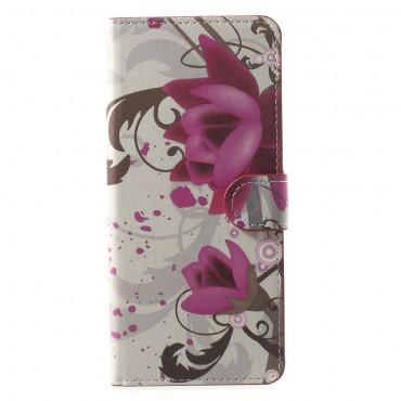 """Divatos """"Lotus Flower"""" tárca Samsung Galaxy Note 8 készülékekhez"""