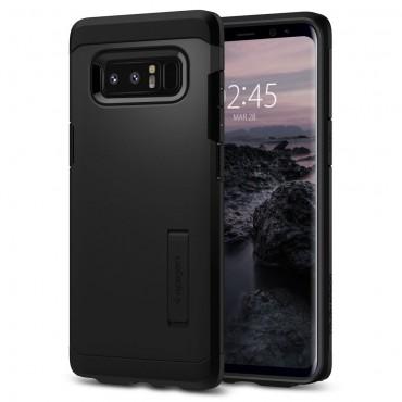 """Tok Spigen """"Tough Armor"""" Samsung Galaxy Note 8 készülékekhez - black"""