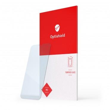 Magas minőségű védő üveg iPhone X Optishield Pro telefonokhoz