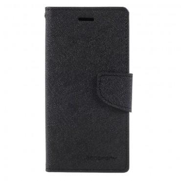 Goospery Fancy Diary tárca iPhone X / XS készülékekhez – fekete