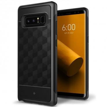 Caseology Parallax Series védőtok Samsung Galaxy Note 8 készülékekhez - black