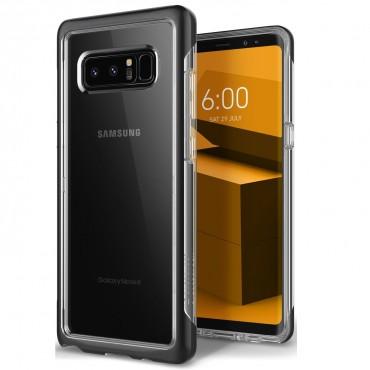Caseology Skyfall Series védőtok Samsung Galaxy Note 8 készülékhez – matte black