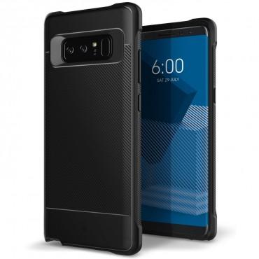 Caseology Vault Series II védőtok Samsung Galaxy Note 8 készülékekhez – fekete