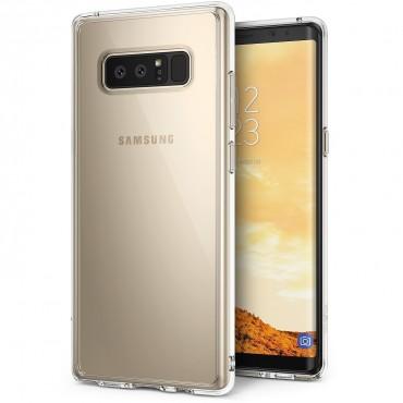 """Ringke """"Fusion"""" védőtok Samsung Galaxy Note 8 készülékekhez - crystal view"""