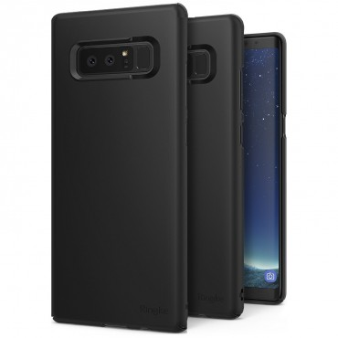 """Ringke """"Slim"""" védőtok Samsung Galaxy Note 8 készülékekhez – black"""