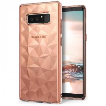"Ringke ""Air Prism"" borító Samsung Galaxy Note 8 telefonokhoz - rose gold"