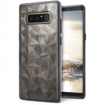 """Tok Ringke """"Air Prism"""" Samsung Galaxy Note 8 készülékekhez - glitter gray"""