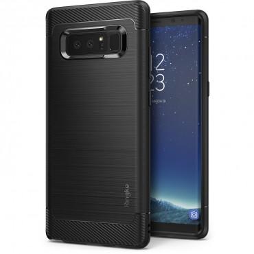 """Ringke """"Onyx"""" védőtok Samsung Galaxy Note 8 készülékekhez – fekete"""