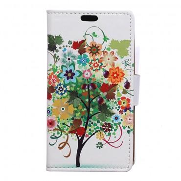 """Divatos """"Tree of Dreams"""" tárca LG Q6 készülékekhez"""