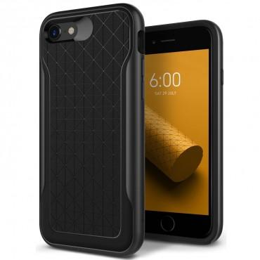 Caseology Apex Series védőtok iPhone 8 készülékekhez – fekete