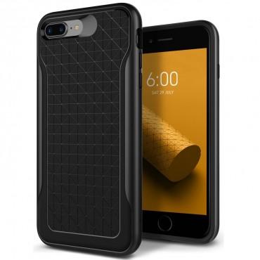 Caseology Apex Series védőtok iPhone 8 Plus készülékekhez – fekete