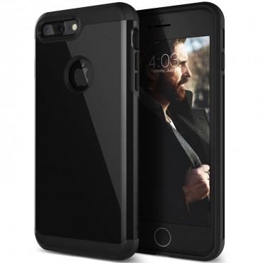 Caseology Legion Series védőtok iPhone 8 Plus készülékekhez – fekete