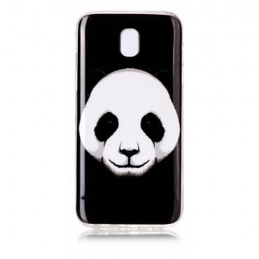 Panda TPU géles védőtok Samsung Galaxy J3 2017 készülékekhez