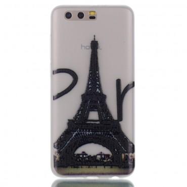"""Világító """"Eiffel Tower"""" védőtok Huawei Honor 9 / Honor 9 Premium készülékhez"""