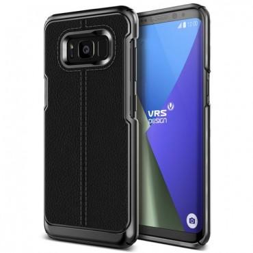 """VRS Design """"Simpli Mod"""" védőtok Samsung Galaxy S8 készülékekhez – black"""