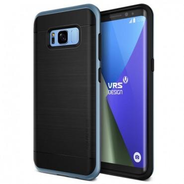 "VRS Design ""High Pro Shield"" védőtok Samsung Galaxy S8 készülékekhez – blue coral"