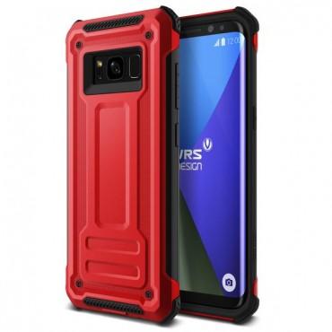 """VRS Design """"Terra Guard"""" védőtok Samsung Galaxy S8 készülékekhez – crimson red"""