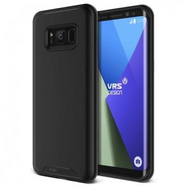 """VRS Design """"Single Fit"""" védőtok Samsung Galaxy S8 Plus készülékekhez – black"""